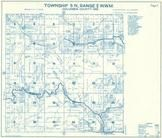 Township 5 N., Range 2 W., Trenholm, Milton Creek, Yankton, Columbia County 1956